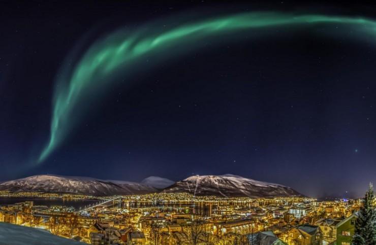 10 چیز برتر برای مشاهده و انجام در نروژ