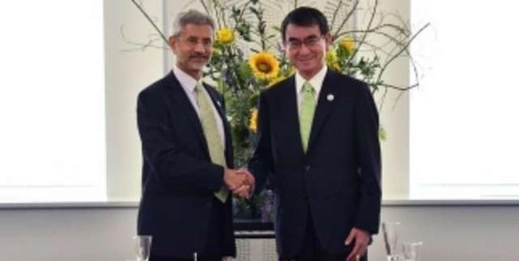رایزنی دیپلمات های ارشد ژاپن و هند پیرامون مسائل مهم منطقه و ایران