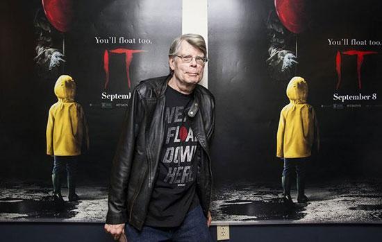 7 فیلم ترسناک دیدنی به توصیه استفن کینگ