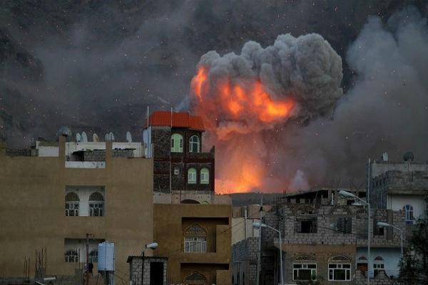 وقوع انفجار در عدن یمن