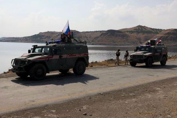 استقرار نیروهای روسی در فرودگاه نظامی شرق فرات