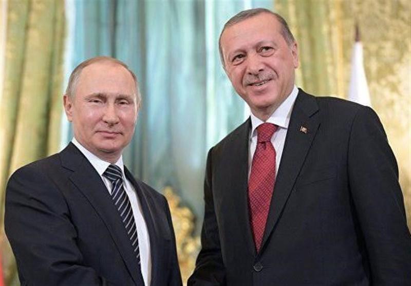 اظهارات سخنگوی کرملین درباره احتمال دیدار پوتین و اردوغان در هفته آینده