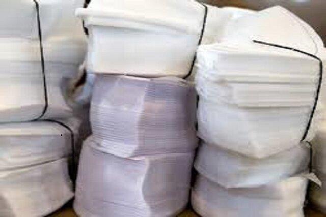 کشف 160 هزار جفت دستکش و 4350 عدد ماسک در خراسان شمالی