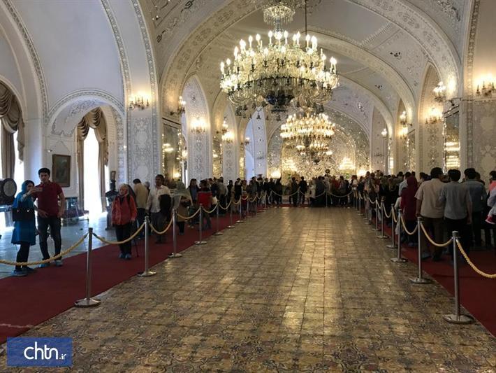 معرفی مجموعه میراث جهانی کاخ گلستان در 59 ثانیه های گلستان