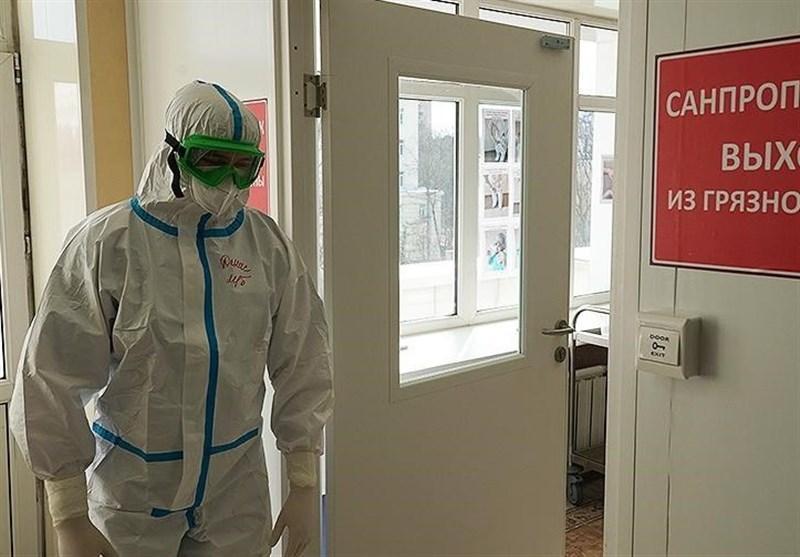 قربانیان کرونا در مسکو از 200 نفر گذشت؛ ارسال لباس های محافظ از چین به روسیه