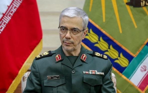 سرلشکر باقری عید فطر را به رؤسای ستادکل نیرو های مسلح کشور های اسلامی تبریک گفت