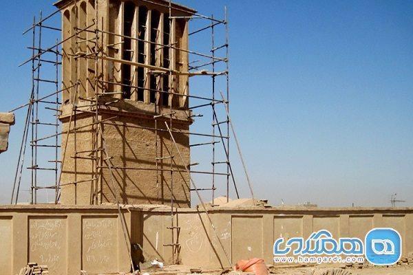 اعلام احیای مسجد آقازاده وزیر آل مظفر در یزد