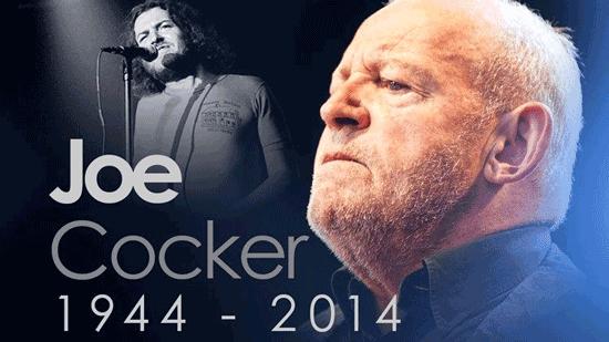 به یاد جو کاکر؛ صدای خش داری که بر بام موسیقی ایستاد