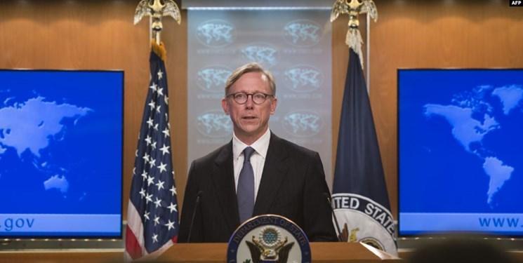گزافه گویی تازه مقام آمریکایی، هوک: تحریم تسلیحاتی ایران باید تمدید شود