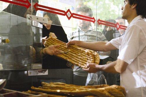 اجرایی شدن افزایش قیمت نان در نانوایی های گیلان