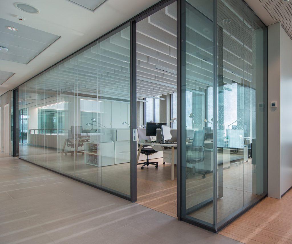 مقاله: پارتیشن بندی در بازسازی ساختمان اداری