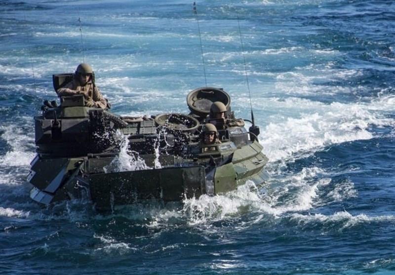 حادثه برای زره پوش آبی-خاکی نیروی دریایی آمریکا یک کشته و 8مفقود بر جا گذاشت