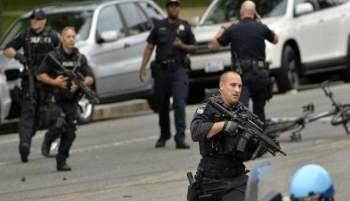 فیلم ، قتل یک سیاه پوست با بیش از 10 گلوله توسط پلیس لوئیزیانا