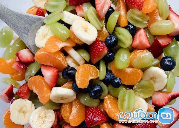 هفت میوه برای لاغر شدن