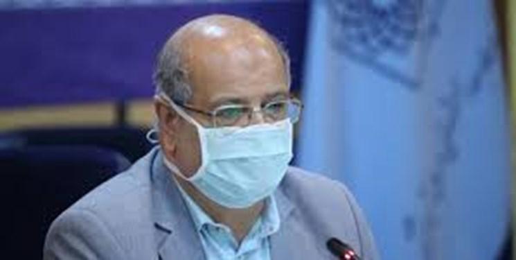 افزایش آمار بستری بیماران کرونایی در استان تهران