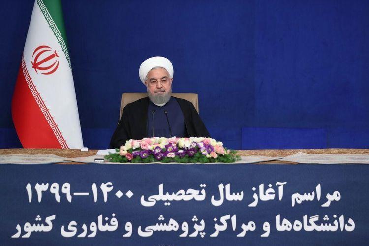 روحانی: زمان تاب آوری مضاعف ما در برابر کرونا و تحریم هاست