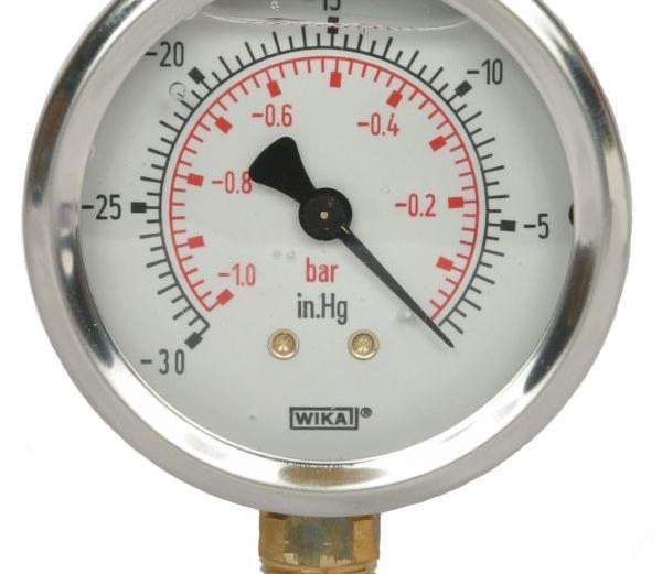 گیج فشار دیافراگمی